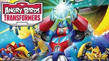Angry Birds Transformers Cheats