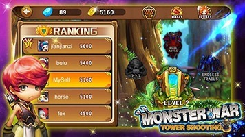 Monster War Tower Shooting Cheats & Cheats