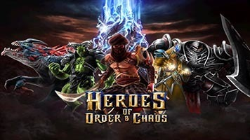 Heroes of Order & Chaos Cheats & Cheats